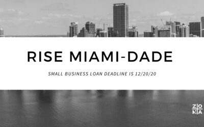 RISE Miami-Dade Small Business Loan Deadline Approaching