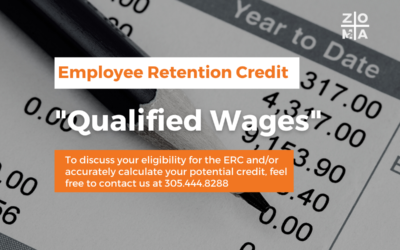 Employee Retention Credit: Qualified Wages