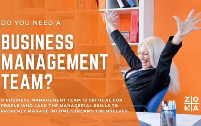 Do You Need a Business Management Team?