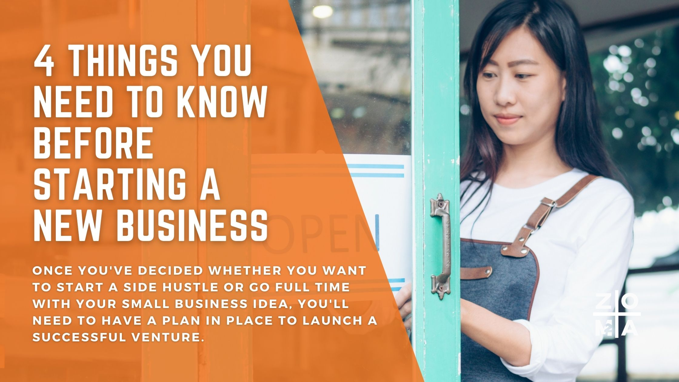 small business 4 things you should know