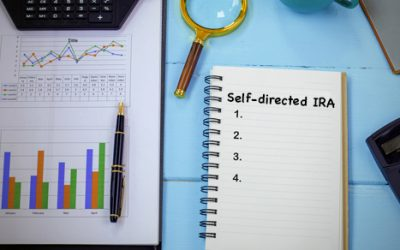 With a self-directed IRA, you choose your own investments
